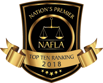 NAFLA Attorney Badge 2018